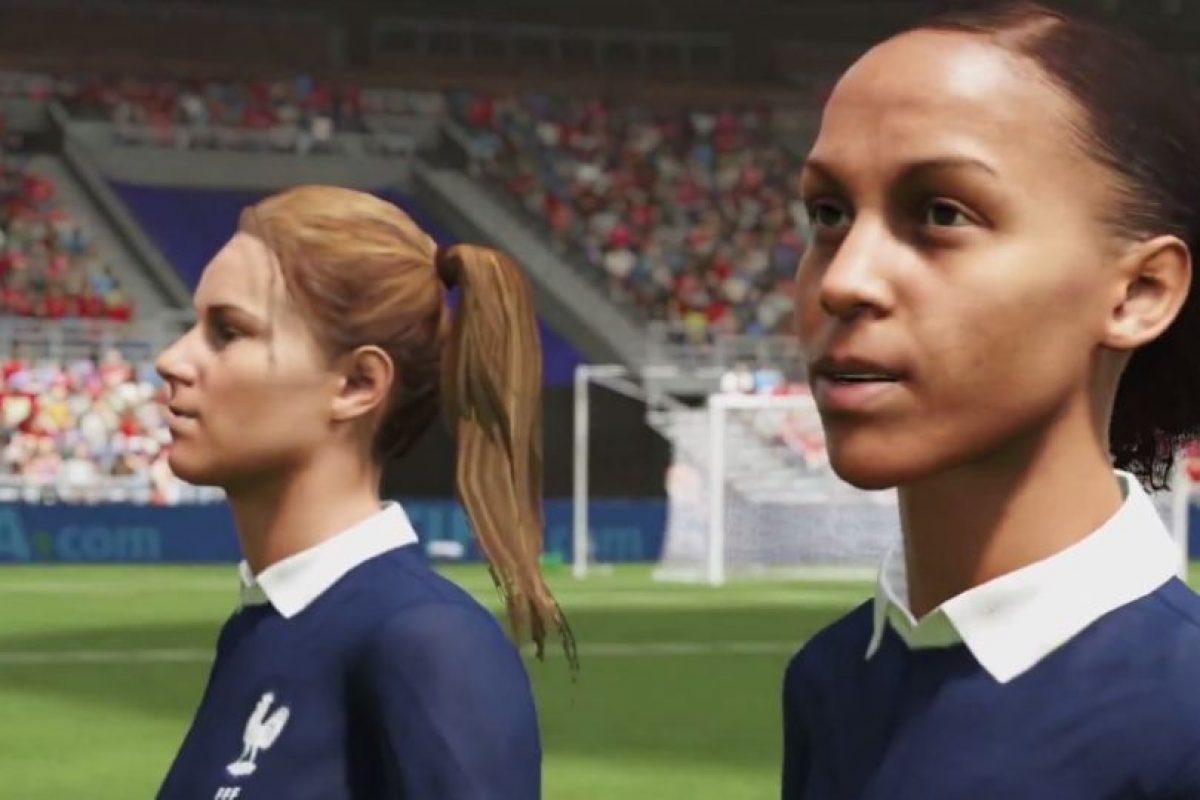 Francia Foto:EA Sports. Imagen Por:
