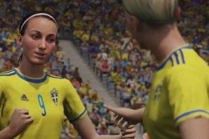 Suecia Foto:EA Sports. Imagen Por: