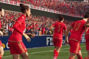 España Foto:EA Sports. Imagen Por:
