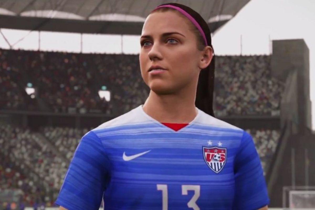 Estados Unidos Foto:EA Sports. Imagen Por: