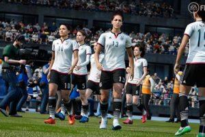Alemania Foto:EA Sports. Imagen Por: