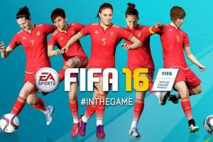 FIFA 16 incluirá fútbol femenino por primera ocasión. Foto:EA Sports. Imagen Por: