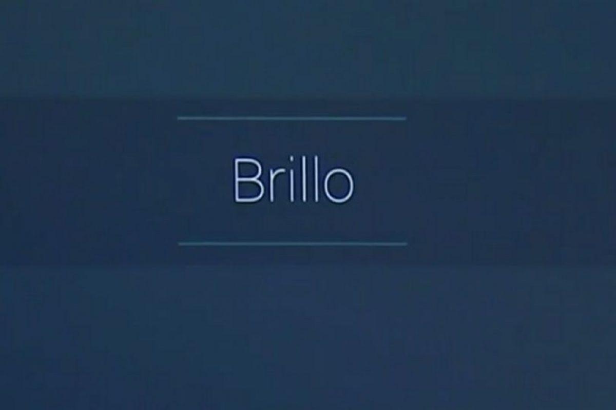 7) Project Brillo Foto:Google. Imagen Por: