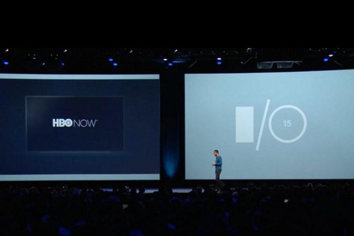 """La aplicación de HBO Now estará disponible para Android solo en Estados Unidos. En ella, los usuarios podrán ver los episodios de """"Game of Thrones"""". Foto:Google. Imagen Por:"""