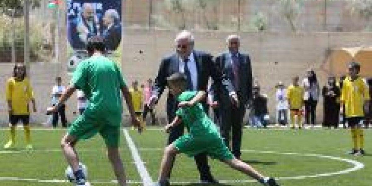 La tensión Israel-Palestina, el otro punto caliente para Blatter