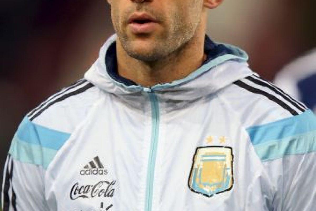 DEFENSAS: Pablo Zabaleta (Manchester City, Inglaterra) Foto:Getty Images. Imagen Por: