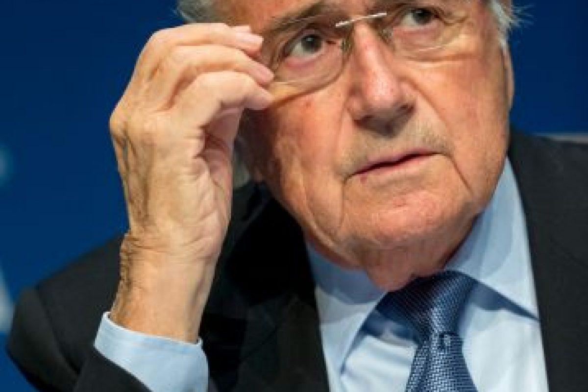En dichos comicios, todo parece indicar que Joseph Blatter será reelegido como Presidente de la FIFA. Foto:Getty Images. Imagen Por: