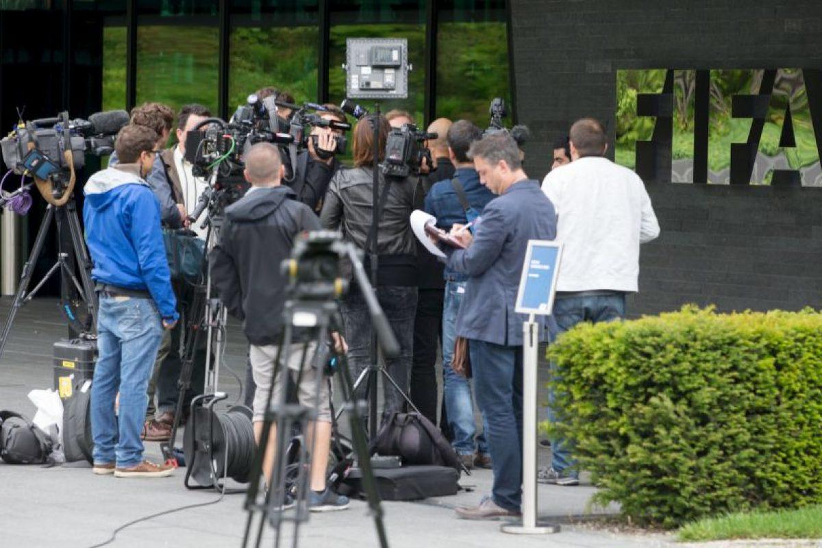 La FIFA está en los ojos de todo el mundo por el escándalo de corrupción que se destapó este 27 de mayo. Foto:Getty Images. Imagen Por: