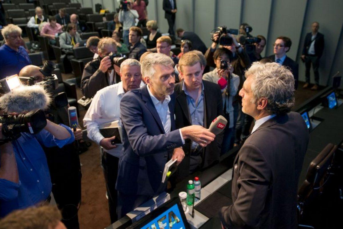 Por el momento, la FIFA no ha cancelado el Congreso y todo parece indicar que habrá elecciones el próximo 29 de mayo. Foto:Getty Images. Imagen Por: