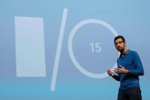 Este jueves inició la conferencia para desarrolladores de Google. Foto:Getty Images. Imagen Por: