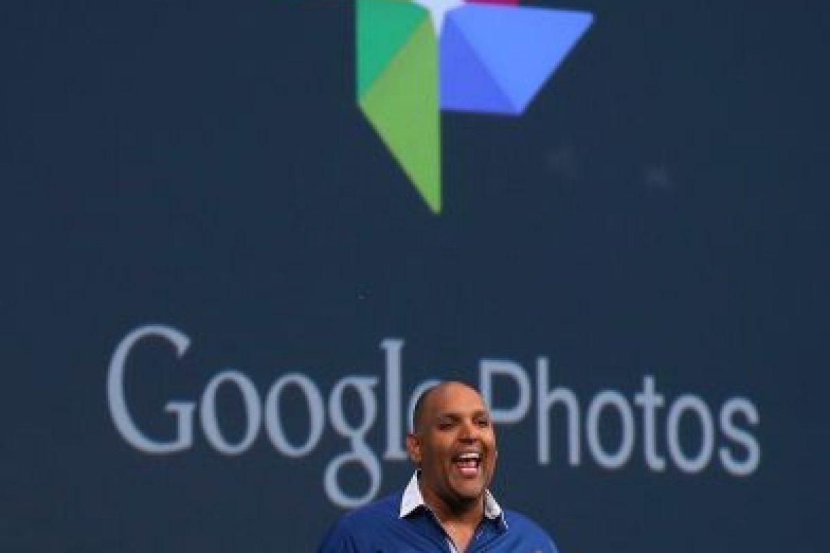 2) Google Photos Foto:Getty Images. Imagen Por: