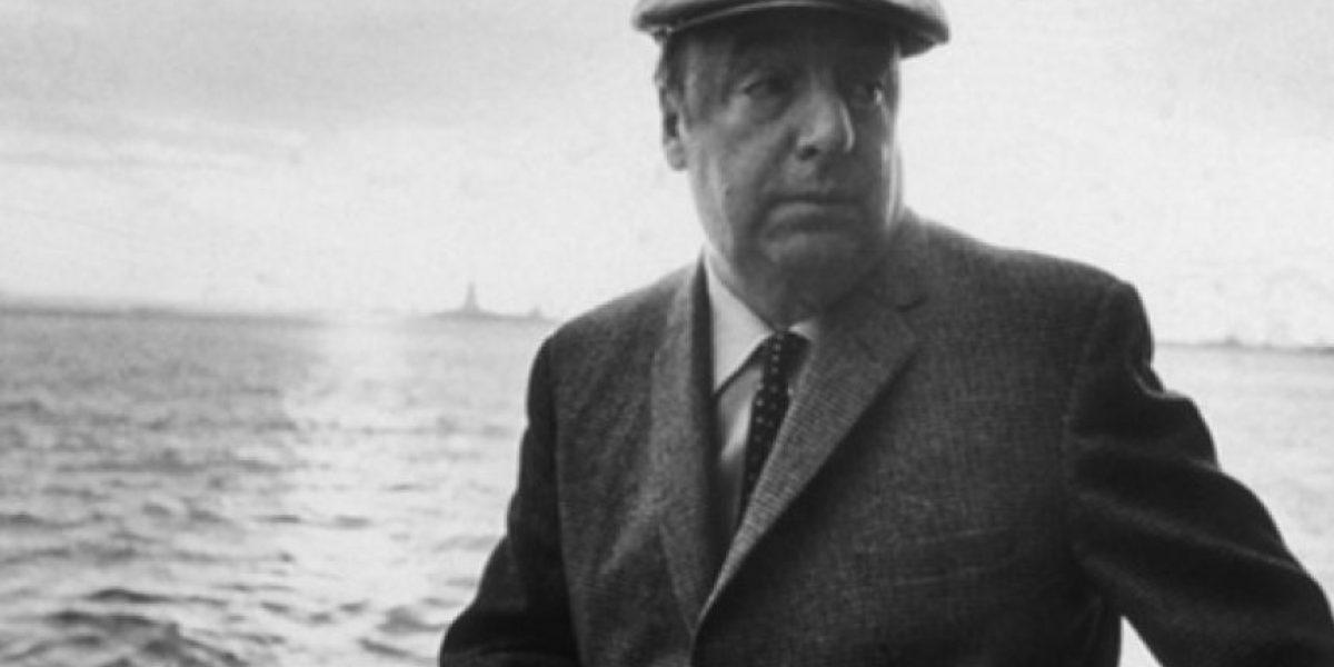 Detectan extraña bacteria en restos de Pablo Neruda