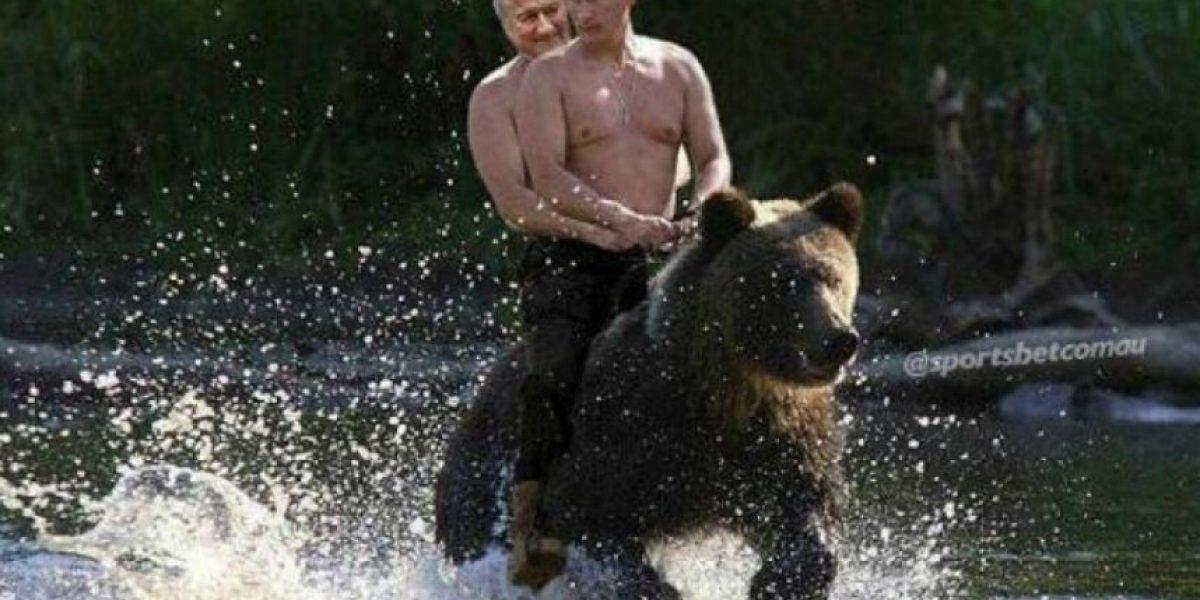 Vladimir Putin protagoniza los nuevos memes por el escándalo FIFA