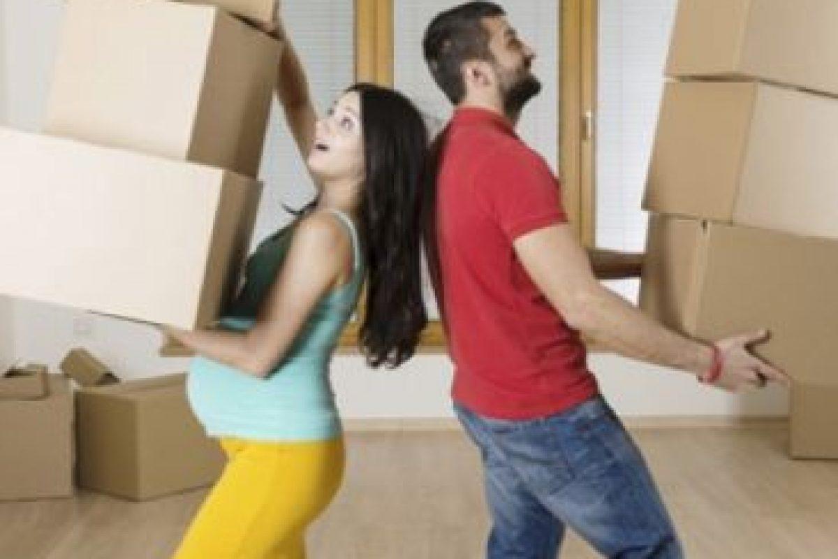 6. Cuando se mudan a otro lado Foto:Pinterest. Imagen Por: