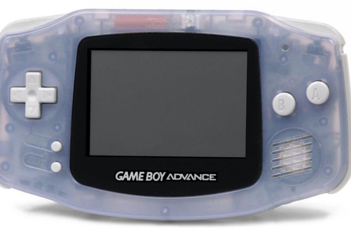 La Game Boy Advance posee un catálogo de unos 1000 juegos diferentes que salieron desde 2001 al 2008 Foto:Nintendo. Imagen Por: