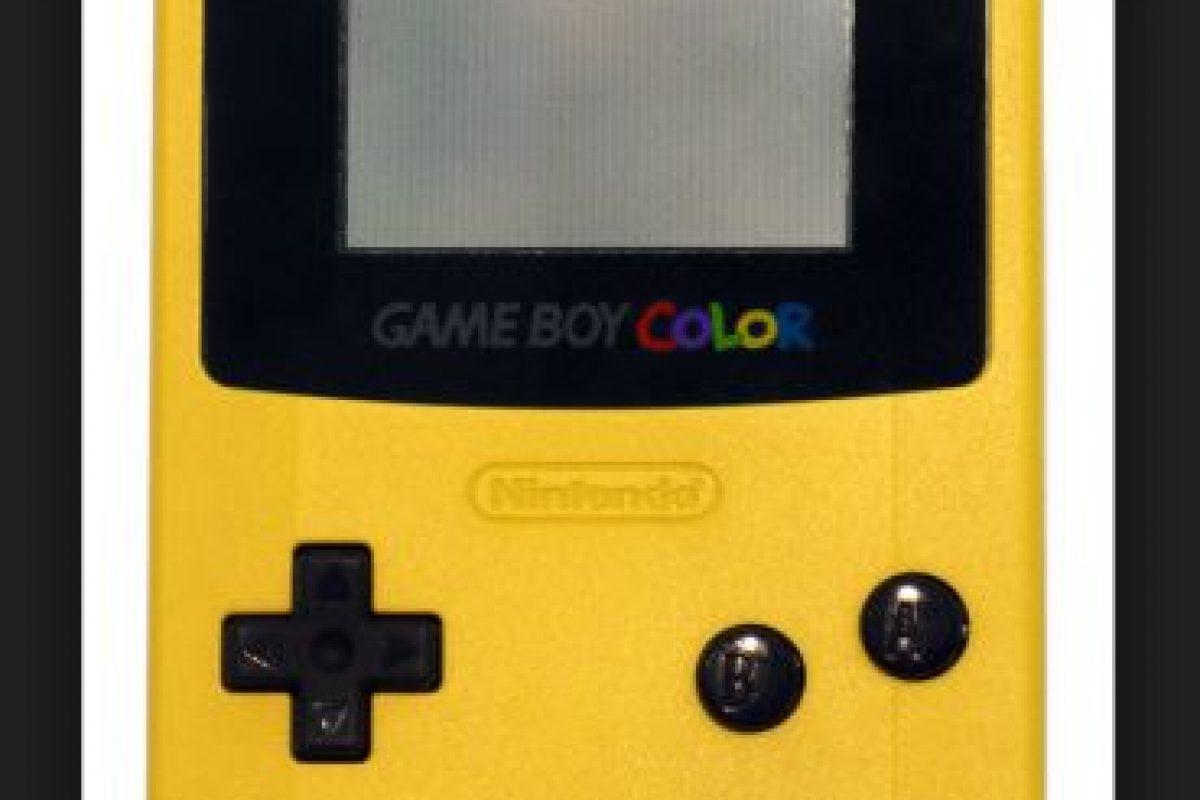 Debido al retraso de la Game Boy Advance se lanzó Game Boy Color, un modelo improvisado sin ninguna novedad real Foto:Nintendo. Imagen Por: