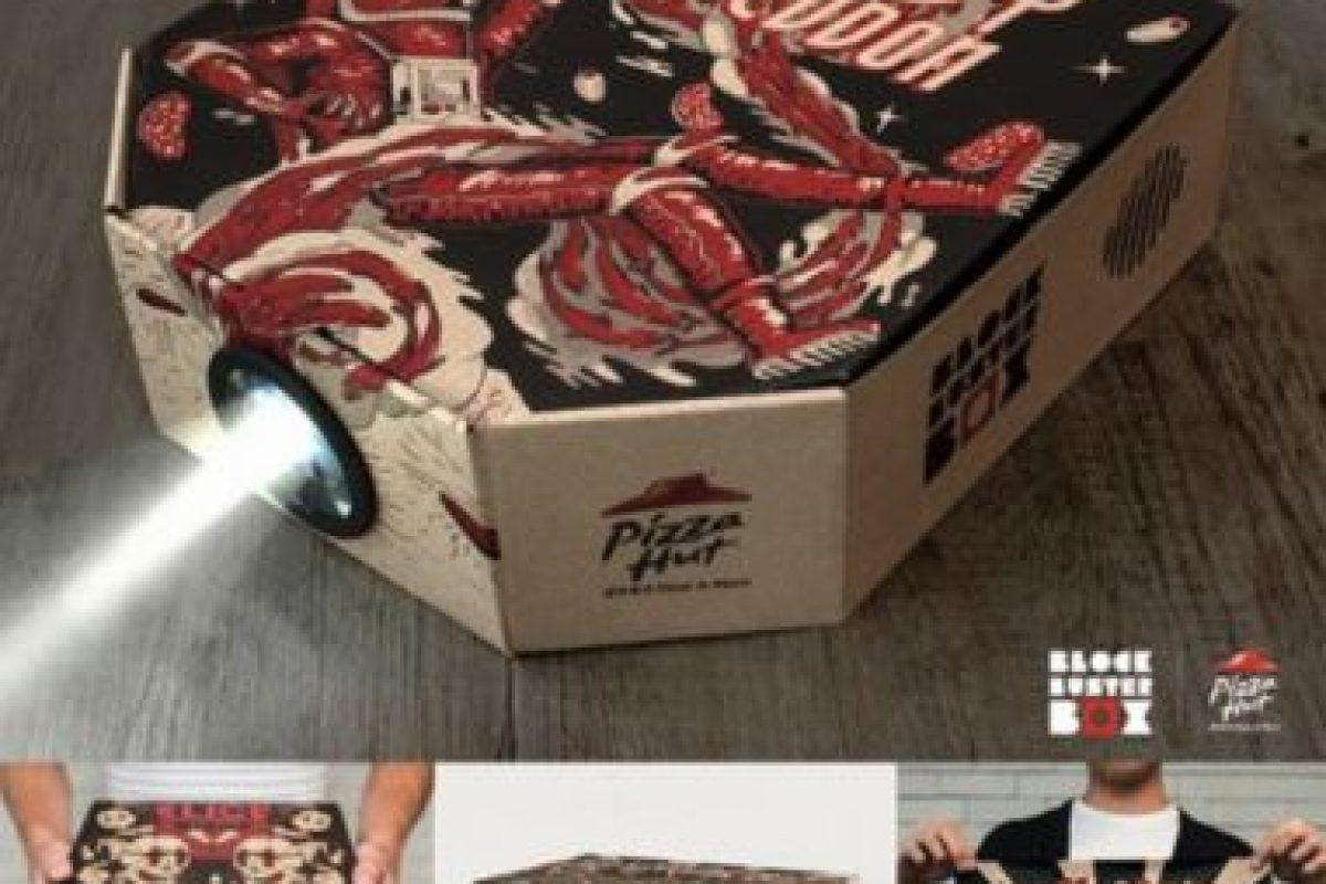 Foto:Pizza Hut. Imagen Por: