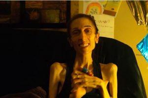 Ella agradeció a todos sus donaciones, las cuales casi alcanzan los 200 mil dólares. Foto:Vía Youtube. Imagen Por: