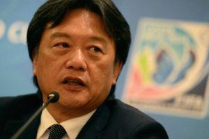 Eduardo Li, actual miembro electo del Comité Ejecutivo de la FIFA. Foto:Getty Images. Imagen Por: