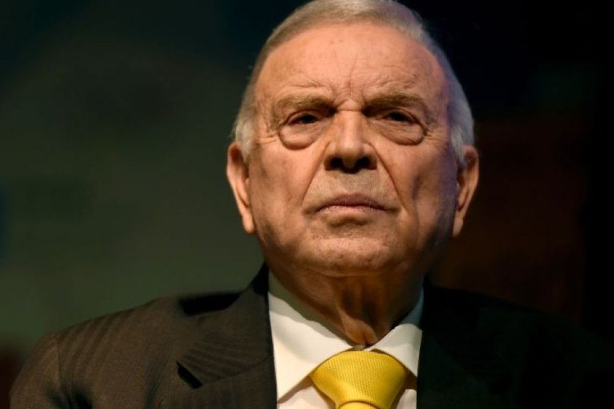 José María Marín, ex presidente de la Confederación Brasileña de Fútbol. Foto:Getty Images. Imagen Por: