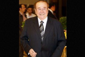 Nicolás Leoz, ex miembro del Comité Ejecutivo de la FIFA y presidente de la Conmebol. Foto:Getty Images. Imagen Por: