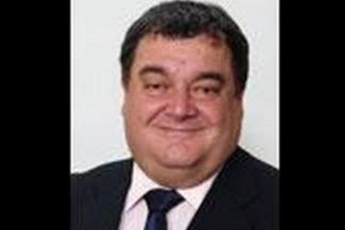 Costas Takkas, actual agregado del presidente de la Concacaf, Jeffrey Webb. Foto:Getty Images. Imagen Por: