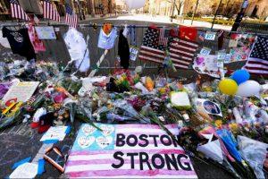 Durante el atentado murieron tres personas. Foto:Getty Images. Imagen Por: