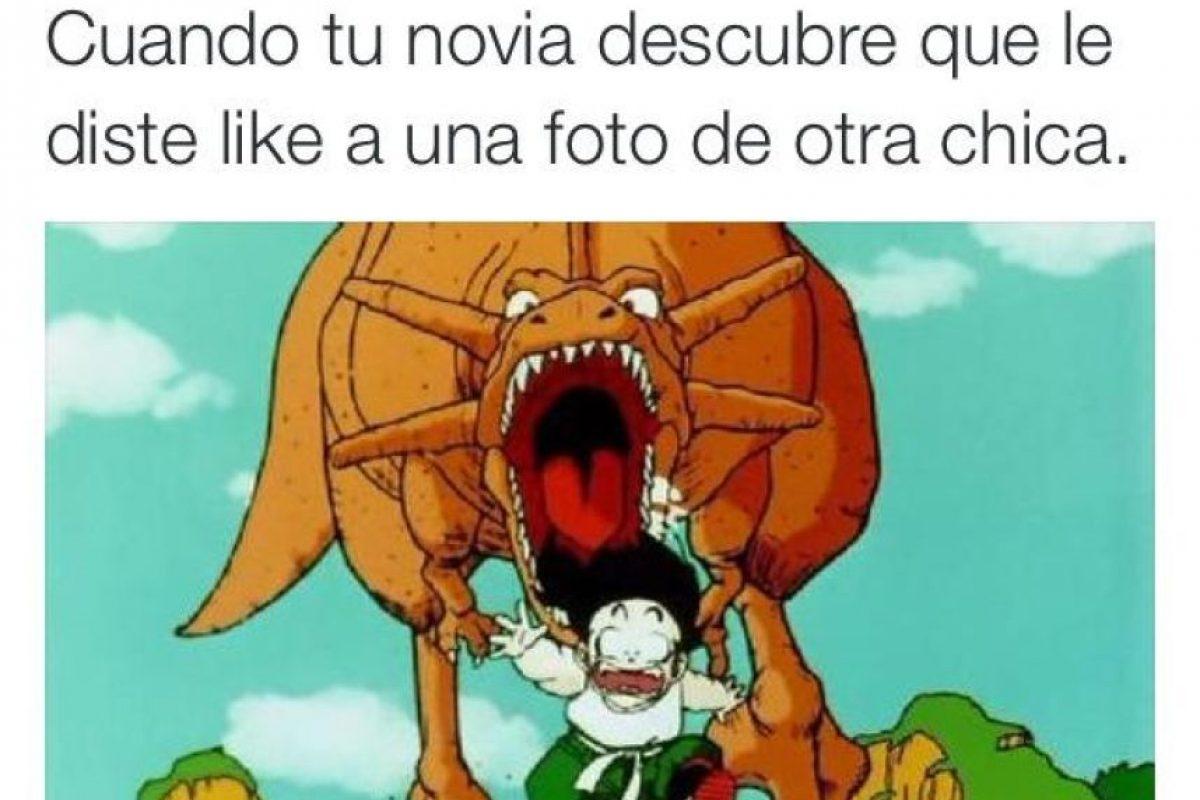 Los memes de Dragon Ball llegaron a un nuevo nivel. Foto:vía Bullying Mexicano/Facebook. Imagen Por:
