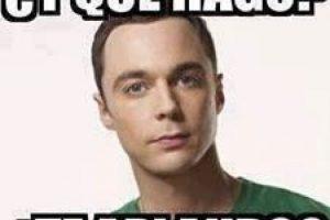 Sheldon también es muy usado en memes. Foto:vía Bullying Mexicano/Facebook. Imagen Por: