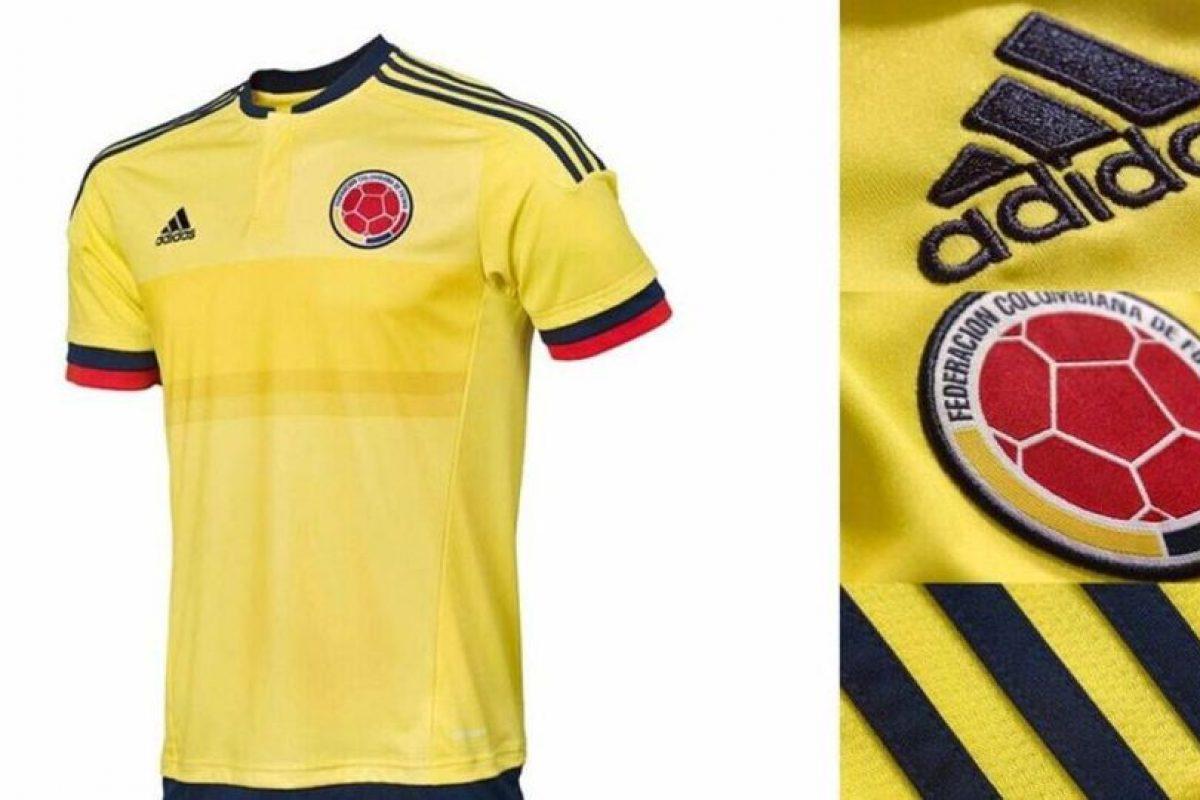 """La """"Tricolor"""" estrenará uniforme en la Copa América. Foto:Adidas. Imagen Por:"""