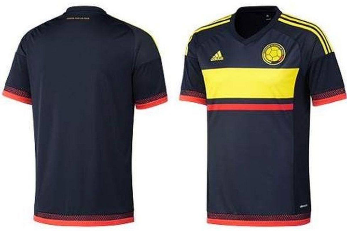 Así es la camiseta de visitante. Foto:Adidas. Imagen Por: