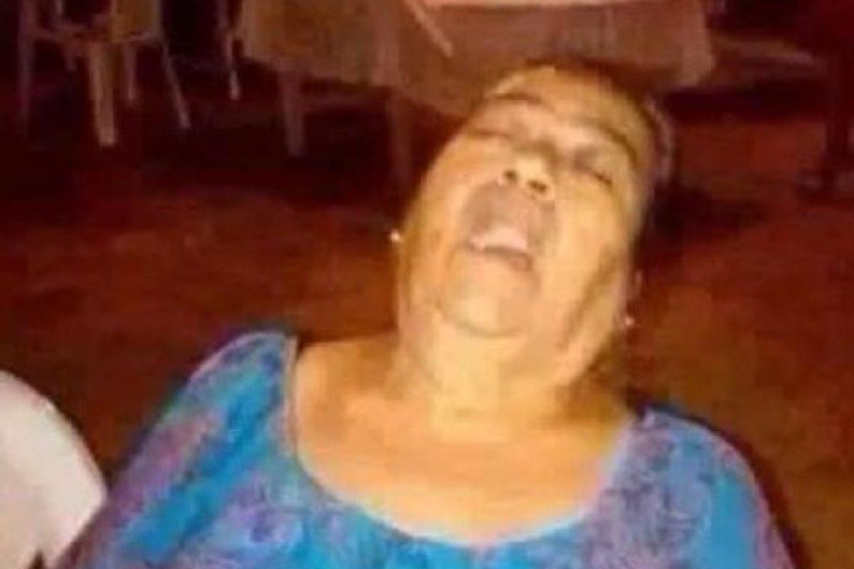 Ella reemplazó a Nicolas Cage. Foto:vía Facebook/Bullying Mexicano. Imagen Por: