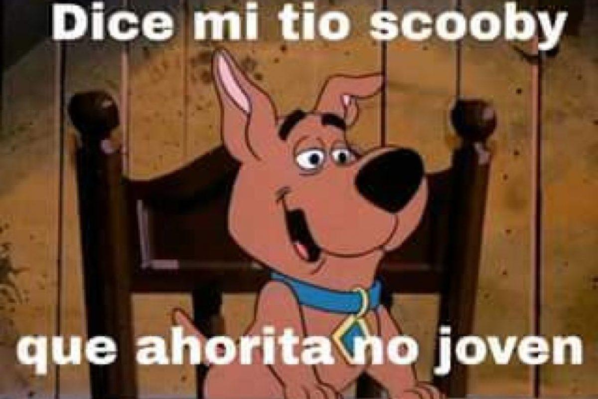 """El """"ahorita no joven"""" también se ha vuelto muy popular. Foto:vía Facebook/Bullying Mexicano. Imagen Por:"""