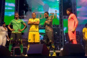 Jamaica Foto:Vía facebook.com/JamaicaFootballFederation. Imagen Por: