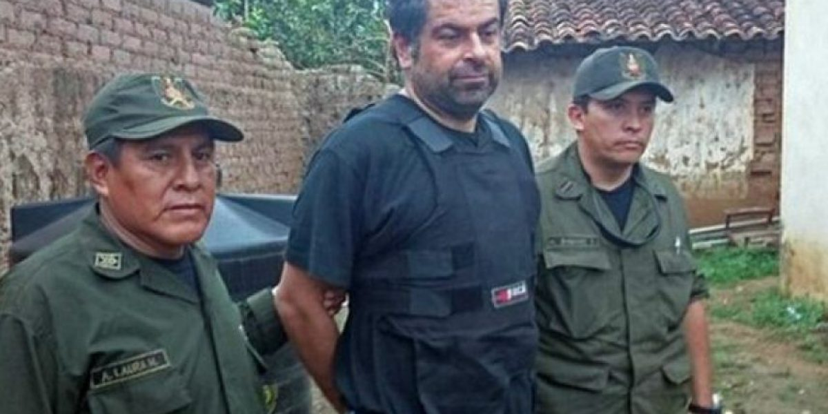 Evo entrega a Perú a exasesor de Humala