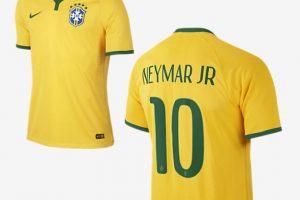 Brasil Foto:Nike Football. Imagen Por: