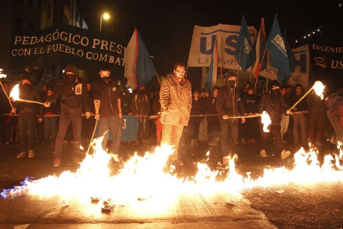 Santiago Foto:ATON Chile. Imagen Por: