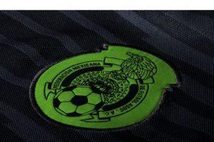 """El """"Tri"""" jugará con esa camiseta negra en Chile 2015. Foto:Adidas. Imagen Por:"""