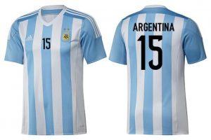 Argentina Foto:Adidas. Imagen Por: