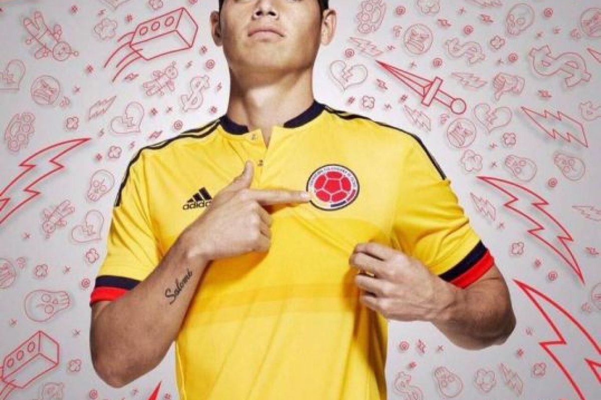 Colombia Foto:Adidas. Imagen Por: