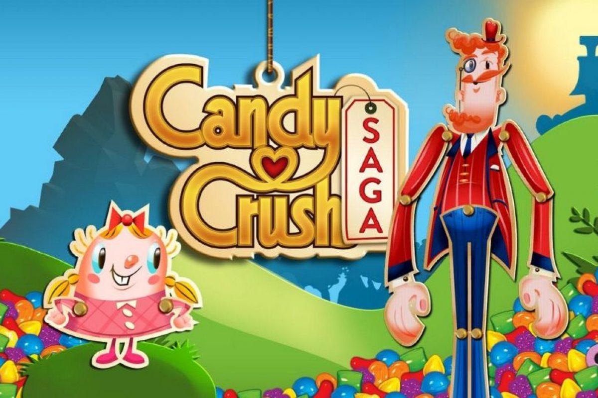 Candy Crush – Riccardo Zacconi. Foto:King. Imagen Por: