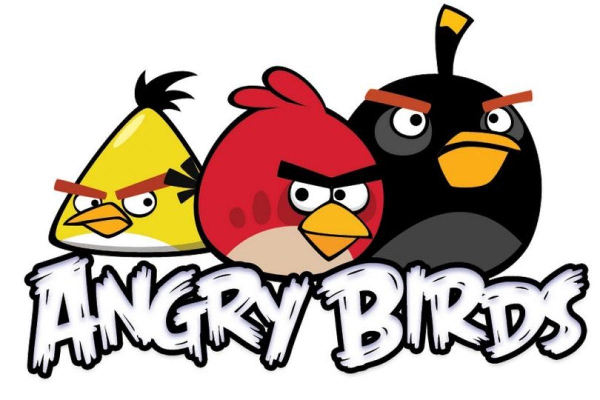 Angry Birds – Pekka Rantala Foto:Rovio. Imagen Por: