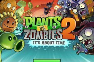 Plants vs. Zombies Foto:Electronic Arts. Imagen Por: