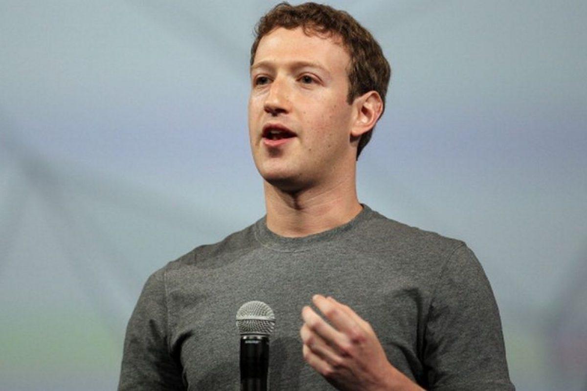 El estadounidense Mark Zuckerberg, de 31 años de edad, fundó Facebook en 2004, la red social más popular de la actualidad con más de mil 440 millones de usuarios activos al mes en todo el mundo. Foto:Getty Images. Imagen Por: