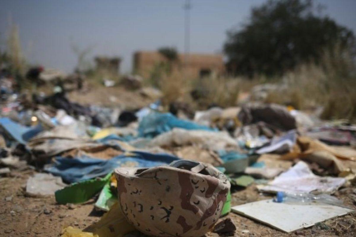 Miles de yizadies fueron asesinados y los sobrevivientes tuvieron que escapar al monte Sinjar, en donde hubo otros fallecimientos. Esta fue la razón por la que Estados Unidos comenzó a atacar a ISIS en septiembre. Foto:Getty Images. Imagen Por: