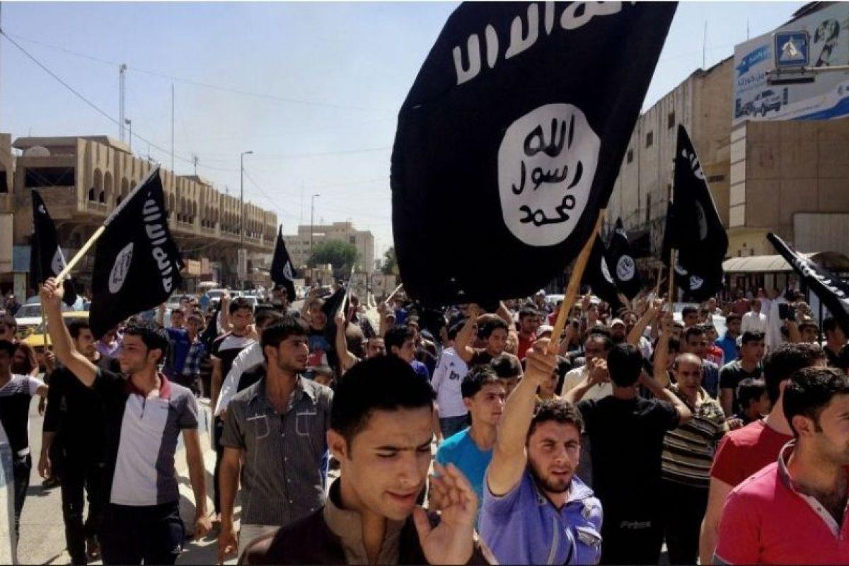 4. Toma de Mosul Foto:AP. Imagen Por: