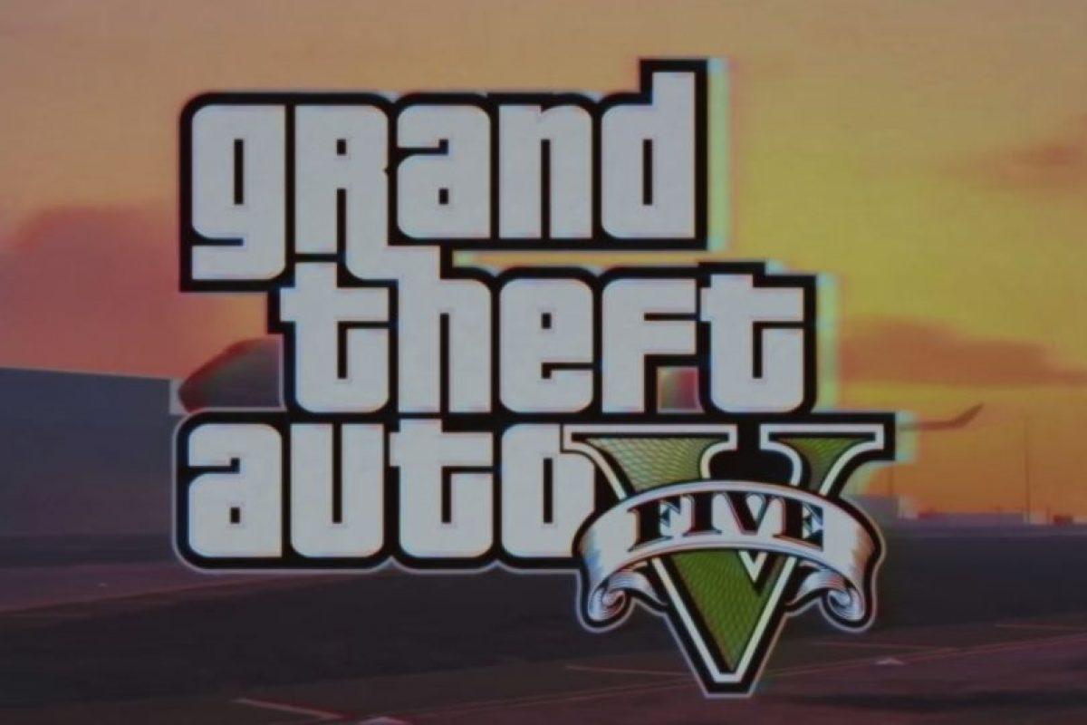 """La versión retro de """"Grand Theft Auto V"""" en 1983. Foto:Rockstar Games / Dolce. Imagen Por:"""