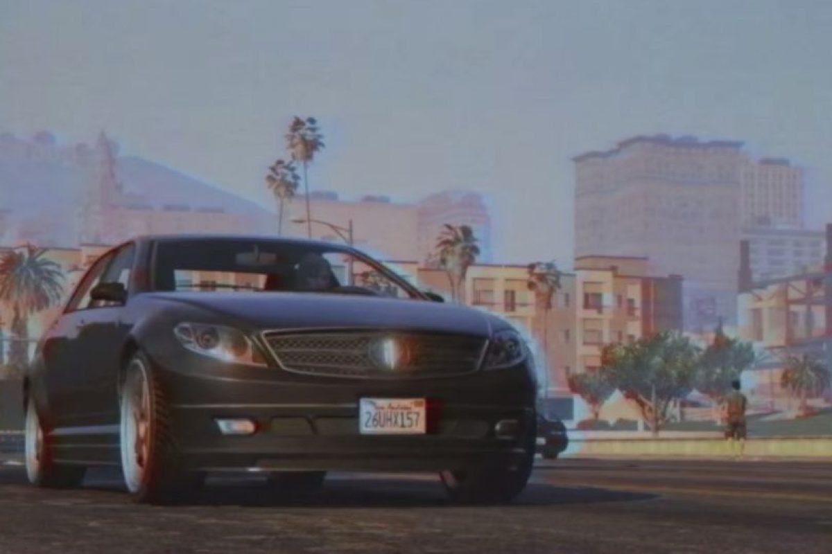 Michael De Santa, Trevor Philips y Franklin Clinton son los protagonistas. Foto:Rockstar Games / Dolce. Imagen Por: