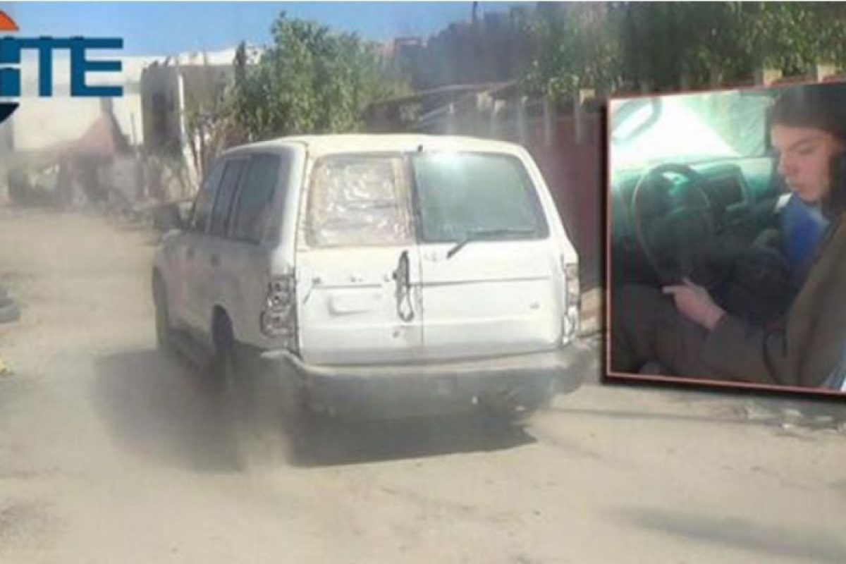 1. Siria Foto:AFP. Imagen Por: