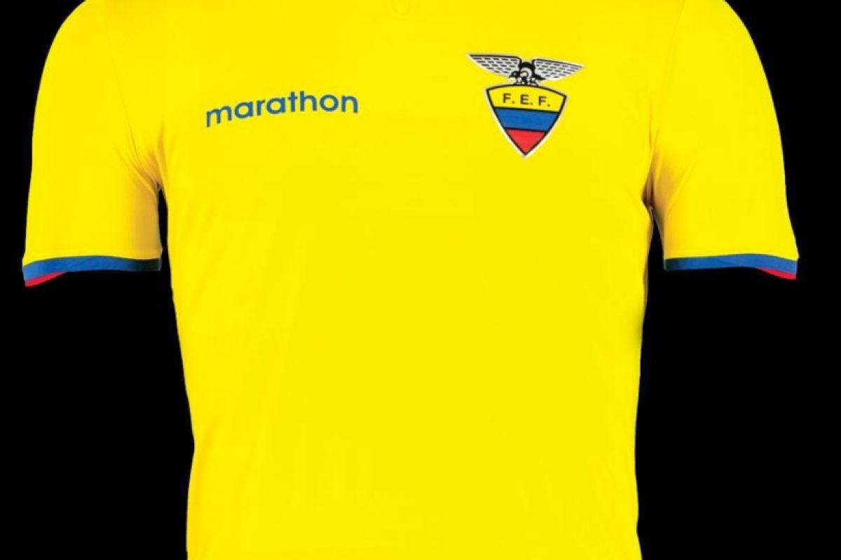Ecuador Foto:Marathon. Imagen Por: